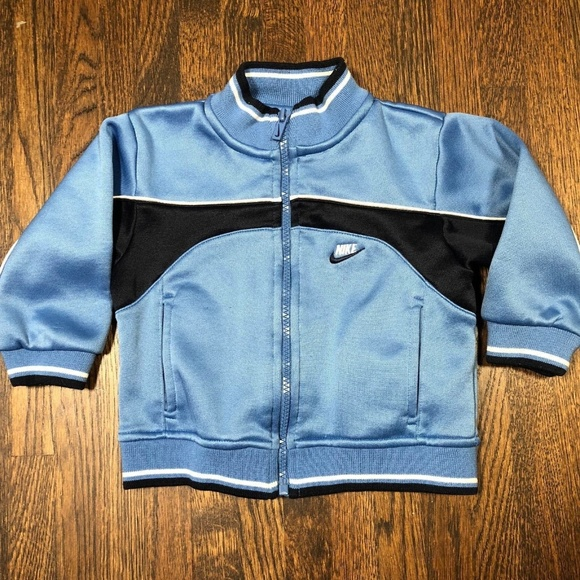 Nike Other - Nike Jacket Size 24 Months Full Zip